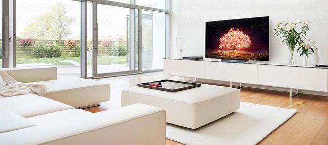 LG B1, TV Oled Ultra HD 4K en 55'', 65'' et 77''