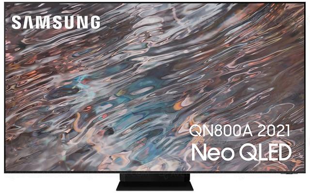 Samsung QN800A, TV Neo QLED Ultra HD 8K : Mini LED 65'', 75'' et 85''