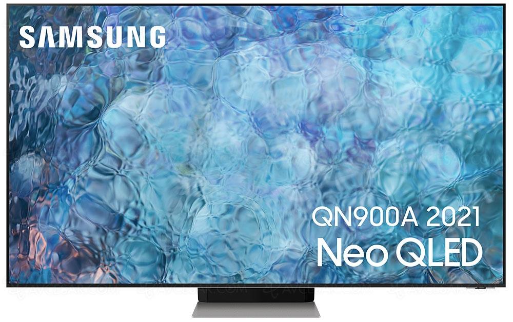 Samsung QN900A, TV Neo QLED Ultra HD 8K Mini LED 65'', 75'' et 85'' - AVCesar