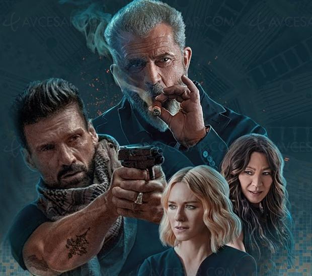 Boss Level : Frank Grillo et Mel Gibson dans une bande‑annonce WTF !