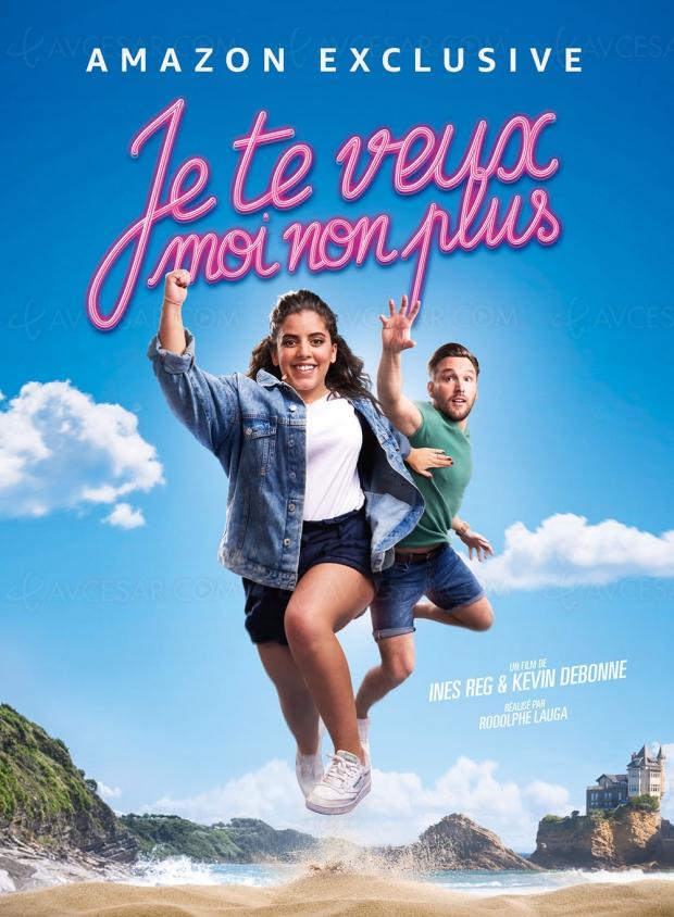 Je te veux moi non plus : le 1er film d'Inès Reg sur Amazon