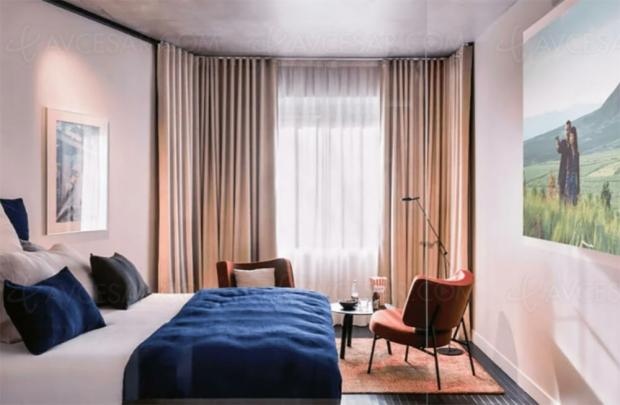 J'irai dormir à Cinéma Paradiso, le premier « cinéma-hôtel » par MK2
