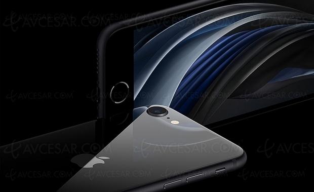 iPhone SE 5G en 2022