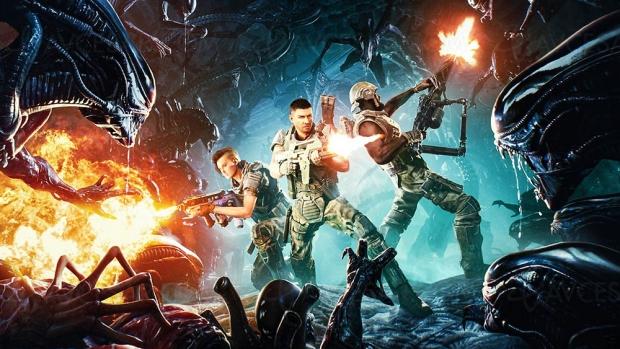 Aliens Fireteam : bande-annonce du nouveau jeu video Alien