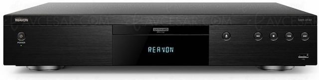 Reavon UBR-X100, platine Ultra HD Blu‑Ray HDR Dolby Vision, DSD/SACD et double HDMI