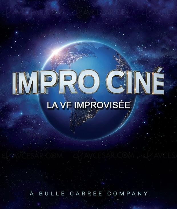 Au théâtre ce soir : impro ciné ou l'art du doublage version loufoque