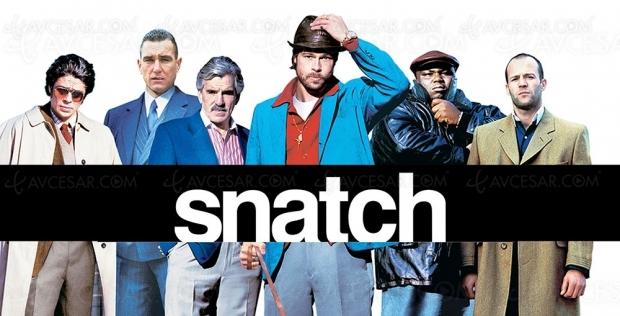 Snatch a 20 ans : 4K, crime et drolatique