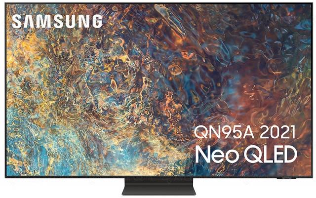 Samsung QN95A, TV Neo QLED Ultra HD 4K : Mini LED 55'', 65'', 75'' et 85''