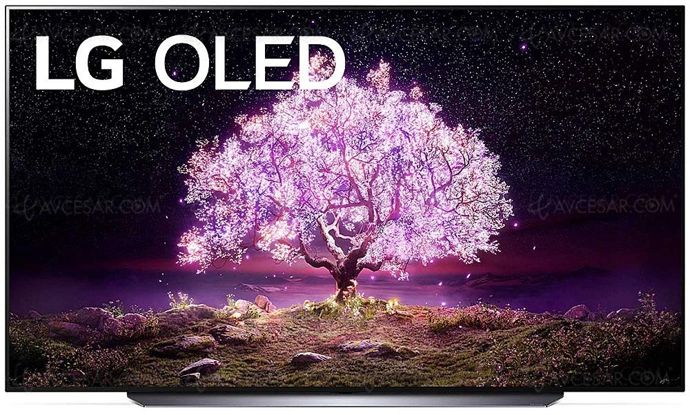 TV Oled Ultra HD 4K LG C1, mise à jour prix - AVCesar