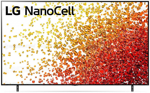 TV LED NanoCell Ultra HD 4K LG NANO756, du 43'', 50'', 55'', 65'' et 75''