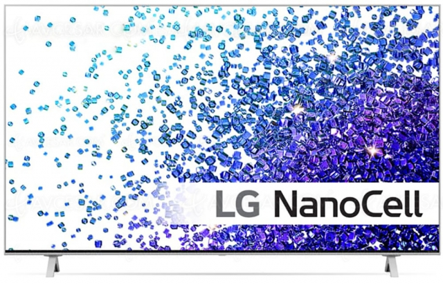TV LED NanoCell Ultra HD 4K LG NANO776, du 43'', 50'', 55'' et 65''