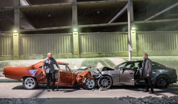 Vin Diesel élu chauffard numéro 1 de Hollywood !