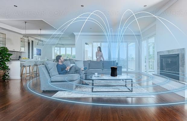 Contenus 360 Reality Audio via Amazon Music HD sur Sony SRS‑RA5000 et SRS‑RA3000