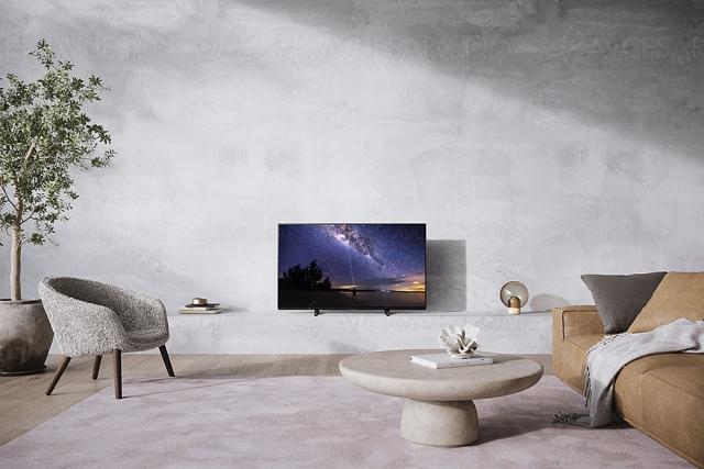 TV Oled Ultra HD 4K Panasonic JZ1000, mise à jour prix et disponibilité