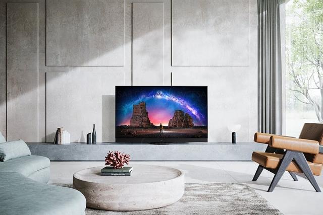 TV Oled Ultra HD 4K Panasonic JZ2000, mise à jour prix et disponibilité