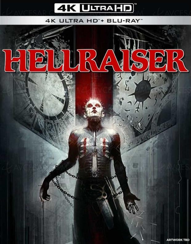 Hellraiser, l'homme à la tête de clou en 4K Ultra HD