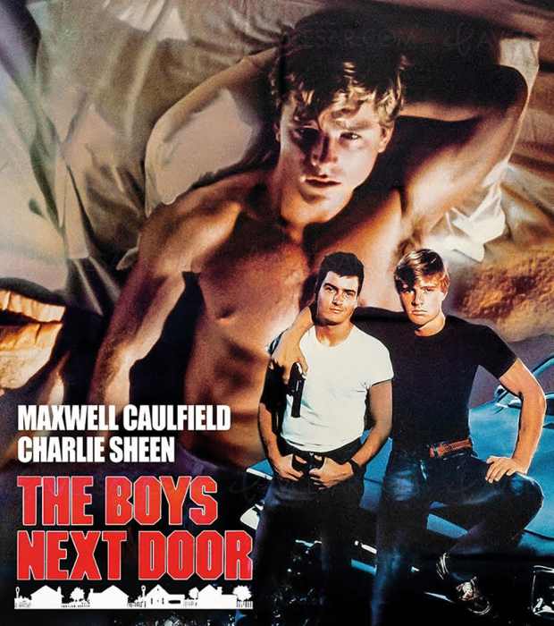 The Boys Next Door : Charlie Sheen et Maxwell Caulfield pour meurtres de sang-froid