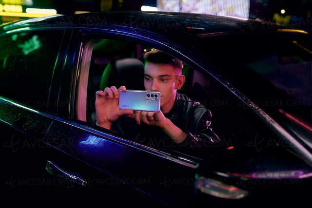 Smartphone Oppo Find X3 Neo 5G, grosses spécifications et tarif contenu