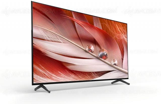 TV LED Ultra HD 4K Sony X90J : mise à jour prix indicatifs et diagonales