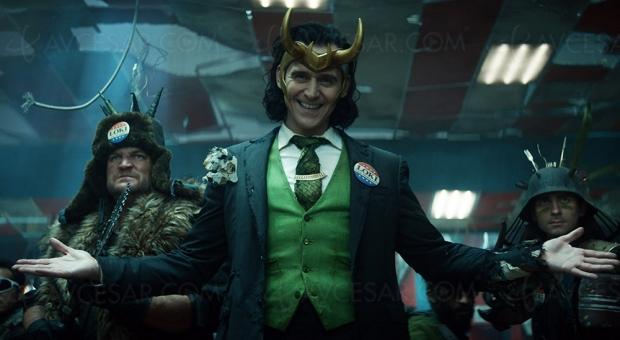 Loki : 1ère vidéo pour la série Marvel en juin