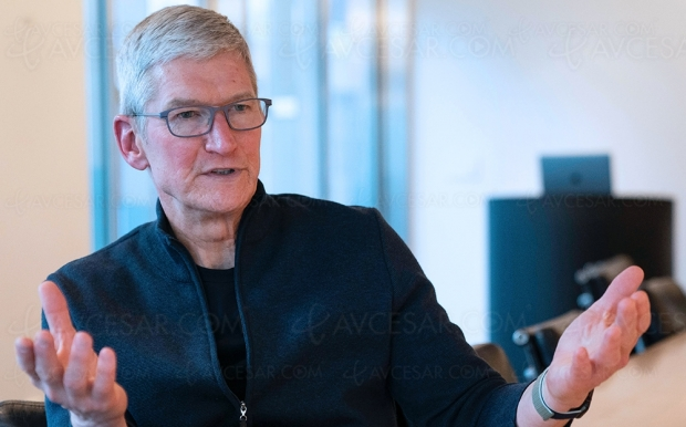 Tim Cook confirme l'Apple Car ?