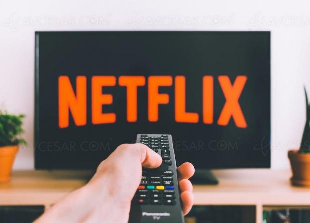 Part de marché en baisse pour Netflix aux USA