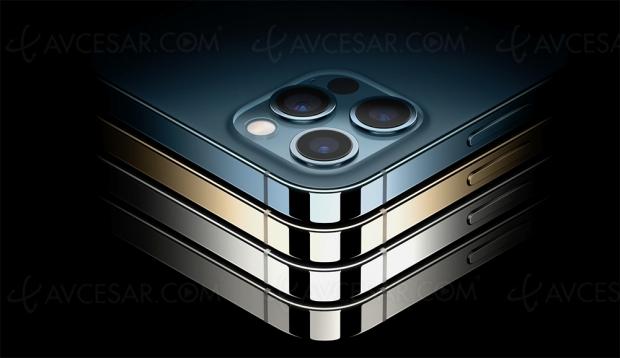 iPhone 14, vidéo Ultra HD 8K et capteur 48 Mpxls ?