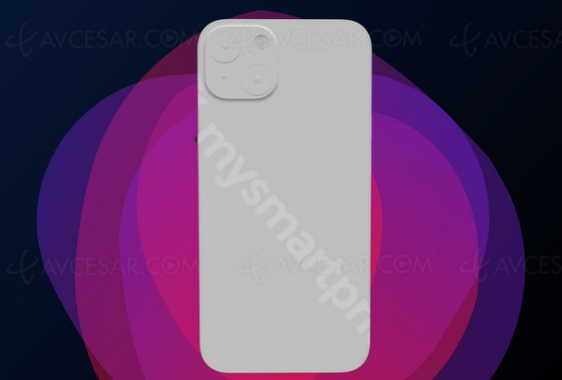 Nouveau module photo pour l'iPhone 13