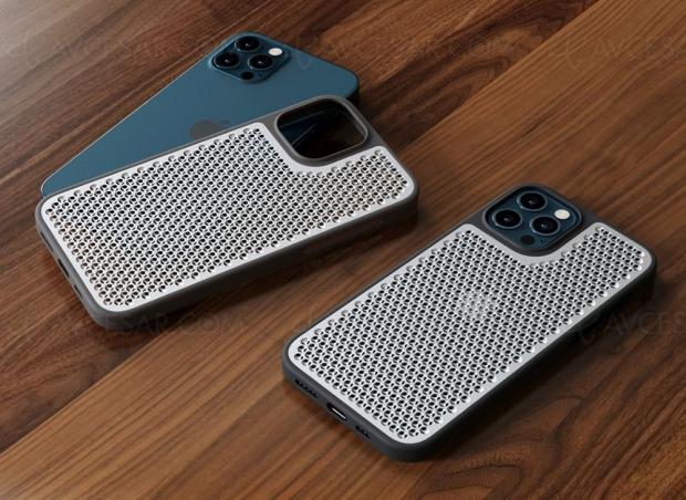Faites votre propre étui de protection iPhone « râpe à fromage »