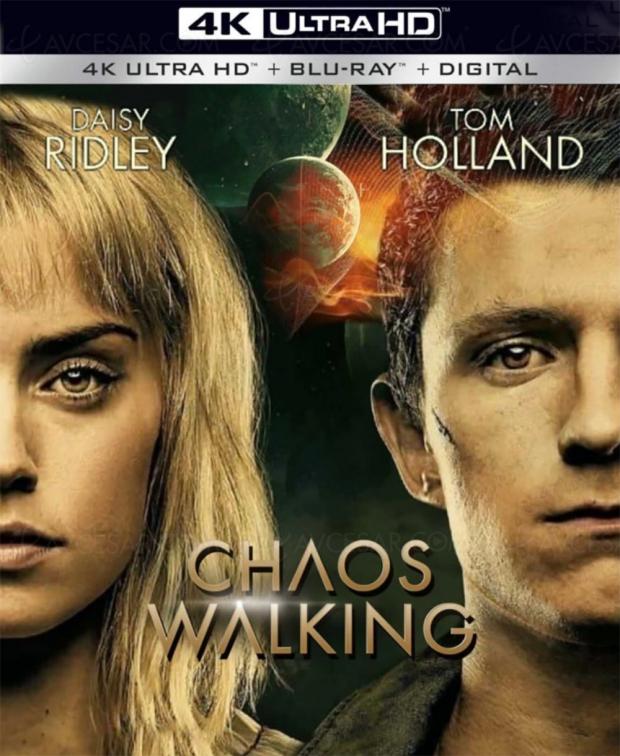 Chaos Walking : la dystopie SF de Doug Liman en 4K Ultra le 25 mai