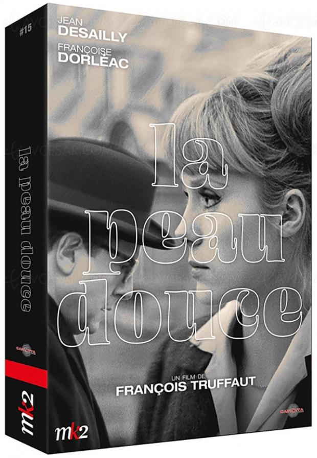 La peau douce, le film de Truffaut restauré pour la première fois en Blu-Ray