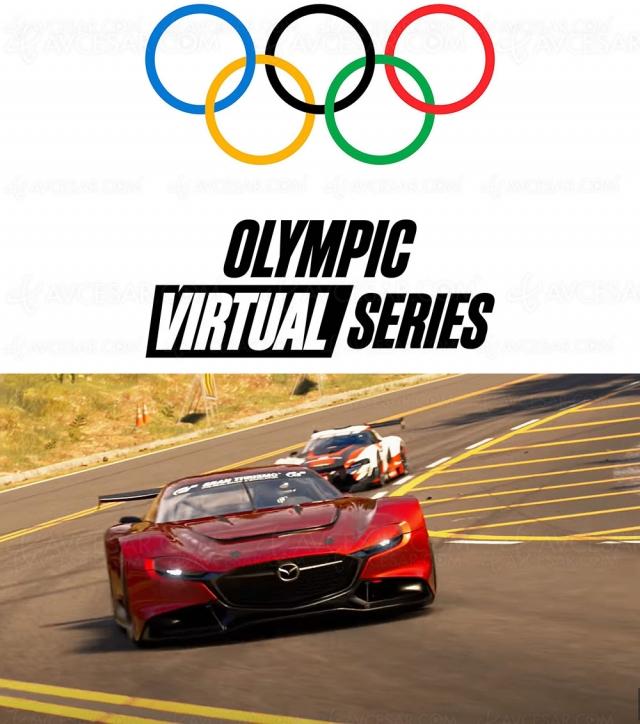 Compétition Gran Turismo aux Jeux Olympiques de Tokyo