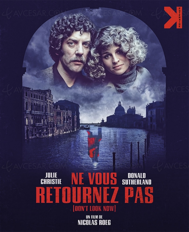 Ne vous retournez pas, l'impressionnant film de Nicolas Roeg restauré en 4K