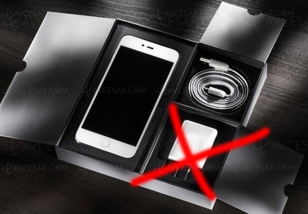 L'iPhone 12 vendu sans chargeur sauve l'environnement !