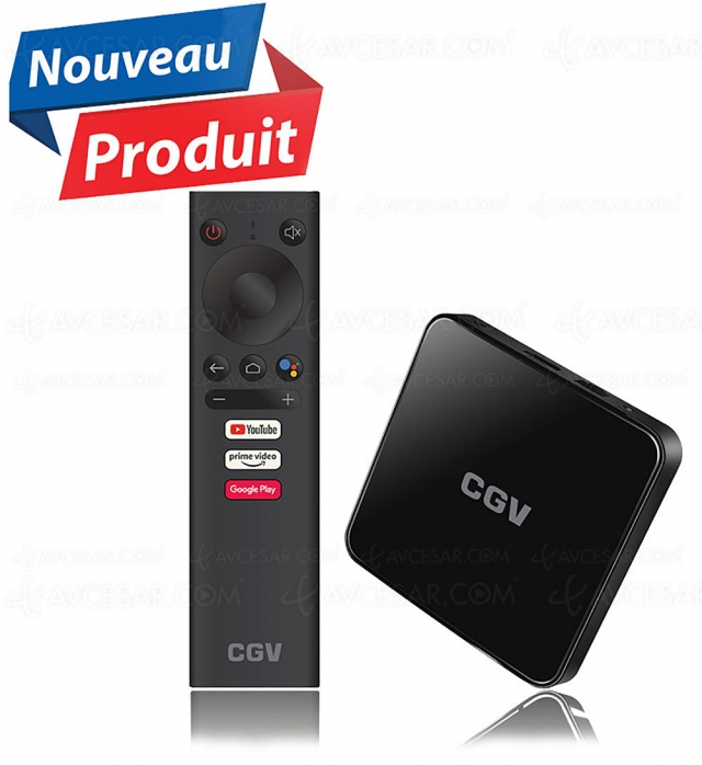 CGV Exp@nd TV, nouvelle box multimédia Android