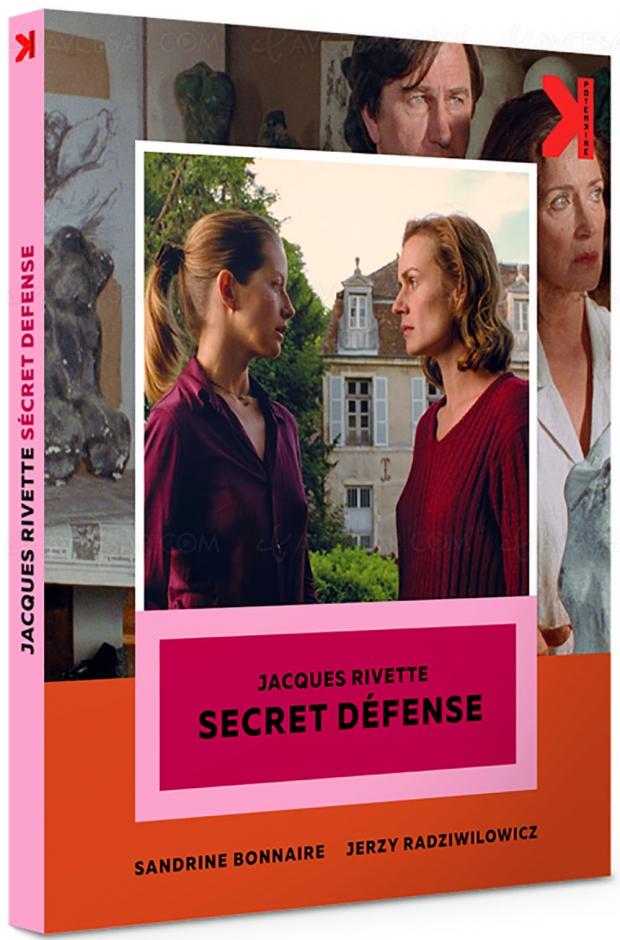 Secret défense, un autre grand film de Jacques Rivette remasterisé en 4K