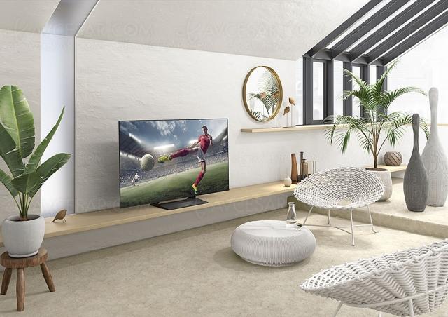 TV LED Ultra HD 4K Panasonic JX850 : 40'', 50'', 58'' et 65