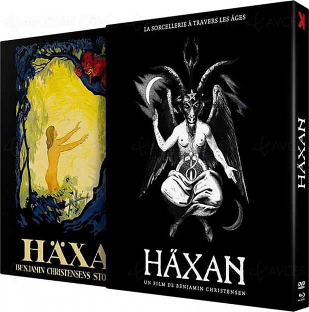 Häxan : un voyage sorcellaire à l'époque du muet
