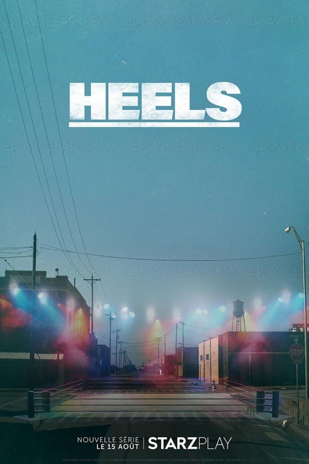 Bande-annonce nouvelle série Heels, le catch façon The Wrestler