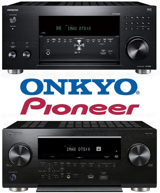 Onkyo/Pioneer rachetées par Voxx et Sharp ?