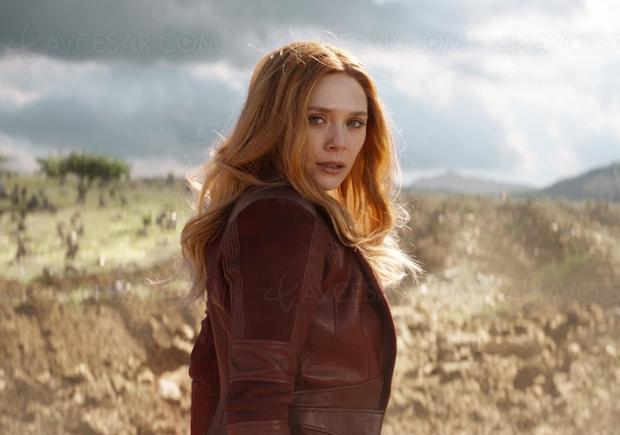 Elizabeth Olsen dans la série limitée Love and Death pour HBO Max