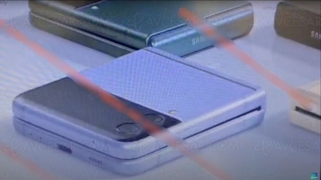 Samsung Galaxy Z Flip 3 et Galaxy Z Fold 3, images fuitées