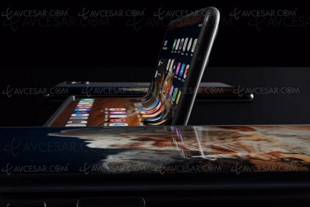 iPhone pliable en développement, sortie en 2023