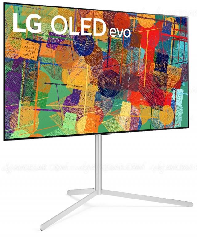 TV Oled 2021 LG G1 : mise à jour prix indicatifs