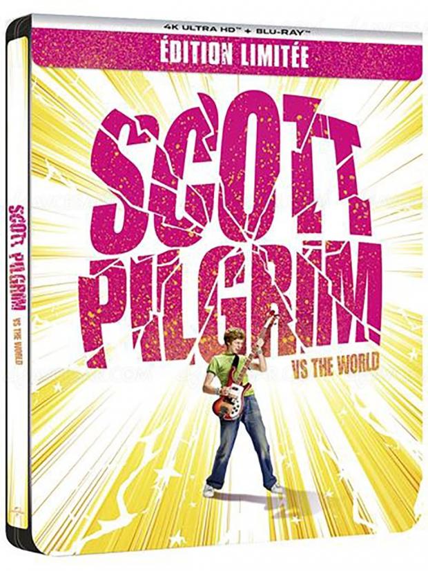 Scott Pilgrim Vs the World, du fun et de la 4K Ultra HD