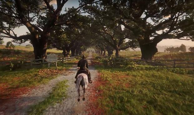 Red Dead Redemption 2 en 8K, vidéo à ne pas rater
