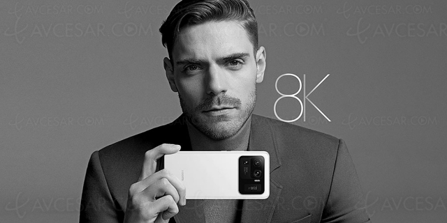 Xiaomi Mi 11 Ultra 5G : Oled 6,81'' et captation vidéo Ultra HD 8K