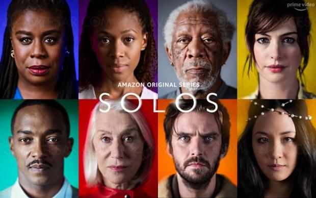 Morgan Freeman, Anne Hathaway, Helen Mirren : Solos bientôt sur Amazon Prime, bande‑annonce