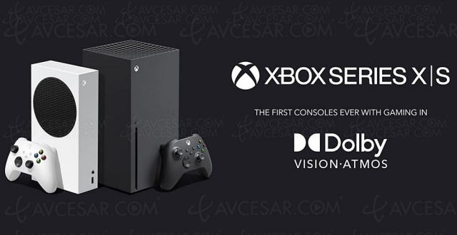 Xbox Series S/X HDR Dolby Vision bientôt compatible sur TV Oled LG 2021 ?
