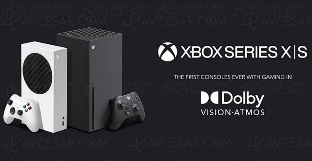 HDR Dolby Vision 4K/120 des Xbox Series S/X bientôt compatible sur TV Oled LG 2021 ?